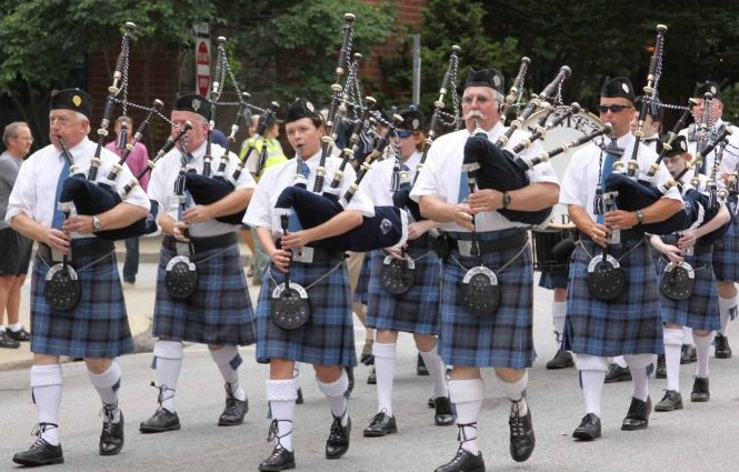 Palmetto Pipes & Drums – August 25th